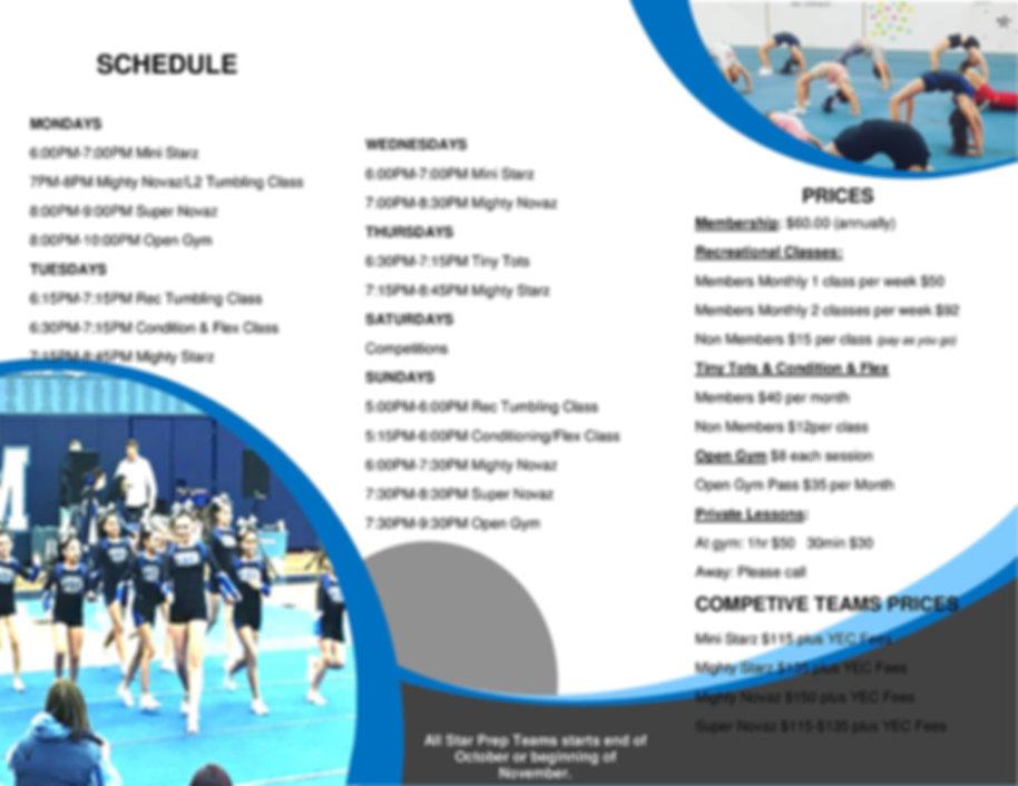 YoYo ElastiCheer Cheerleading Van Nuys CA