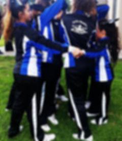 YoYo ElastiCheer Competitive Cheer Team Van Nuys