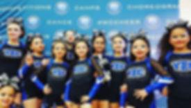 YoYo ElastiCheer Competitive Cheer Team