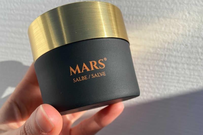 Marssalbe Test Erfahrung Tiegel