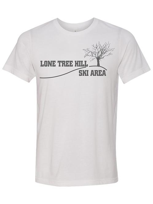 Lone Tree Ski Tee Shirt