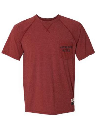 Antelope Butte Ski Tee Shirt