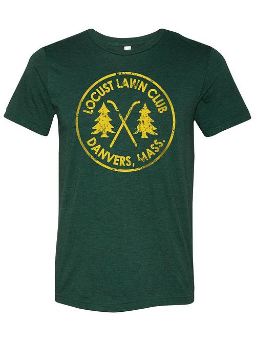Locust Lawn Ski Tee Shirt