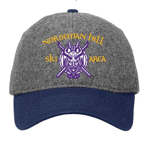 Norseman Hill Ski Area Hat