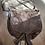 Thumbnail: Grande besace en cuir