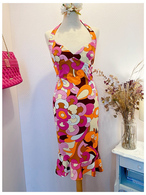 Robe imprimée Dolce Gabbana
