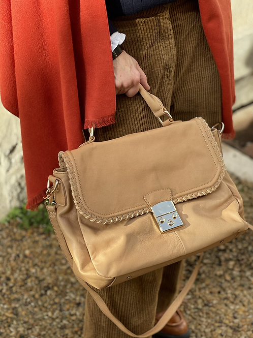 Sac beige Paul & Joe Sister