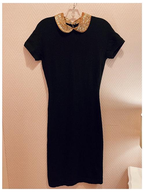 Robe noire Marc Jacobs