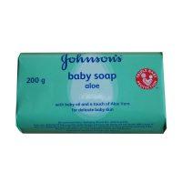 JOHNSONs ALOE SOAP 200g