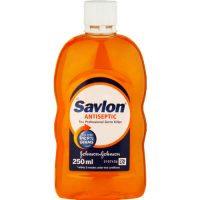 SAVLON ANTISEPTIC 250ML