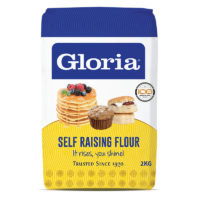 GLORIA SELF RAISING CAKE FLOUR 2KG