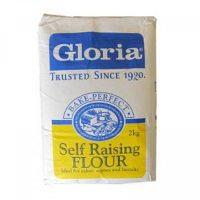GLORIA SELF RAISING FLOUR 2KG