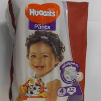 HUGGIES PANTS SIZE 4 32s