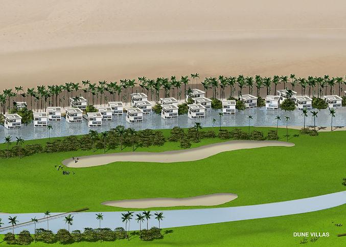 Stadtentwicklung Mirfa in den Vereinigten Arabischen Emirate / Architektur von Lechner Lechner Schallhammer