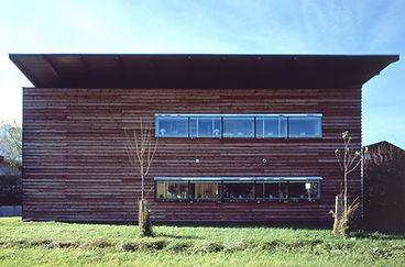 Holzarchitektur 1991
