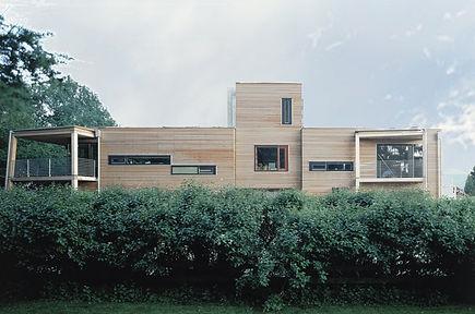Holzarchitektur 1999