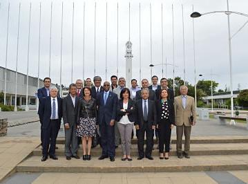 Consorcio 2030 se reunió con expertos Internacionales para analizar los avances de la estrategia