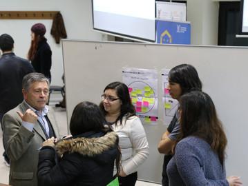 """Torneo de innovación """"Territorio"""" avanza en la etapa """"Idear"""" soluciones de base científica"""