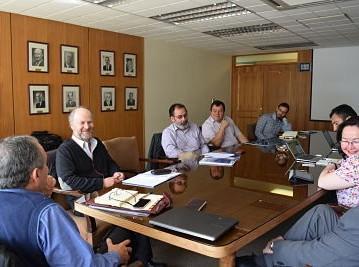Universidades pertenecientes a Consorcios de Ingeniería 2030 se reunieron en la Región del Bío Bío