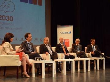 II Encuentro del Programa 2030 de Corfo reunió a todas las facultades participantes del país