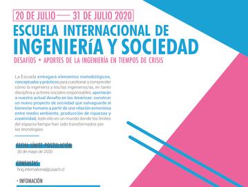 Escuela internacional de Ingeniería y Sociedad