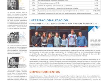 """Publireportaje Diario El Sur: """"Facultades avanzan en la formación de profesionales conectados c"""