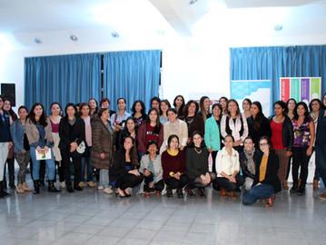 Girls in Tech y la FIN-PUCV invitaron a las emprendedoras tecnológicas de Valparaíso a potenciar sus