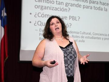 """Lisa Neshyba y la implementación del ABP: """"Tenemos estudiantes mejor preparados para ser globalmente"""