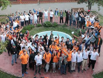 Exitoso 1er Encuentro de Integración reunió a estudiantes de las tres facultades de ingeniería