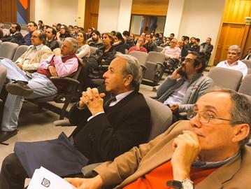 Ricardo Reich expuso sobre los desafíos de las facultades de ingeniería en Chile