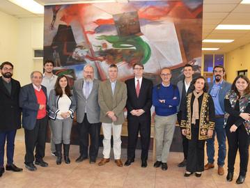 Expertos internacionales se reúnen con Consorcio 2030