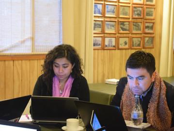Consorcio 2030 se reunió en Concepción