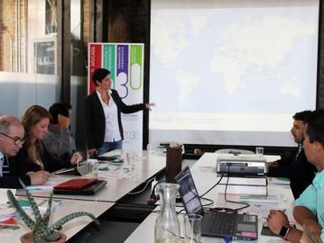 Consorcio 2030 realiza Segundo Encuentro de Programas de Alianzas Internacionales en Valparaíso