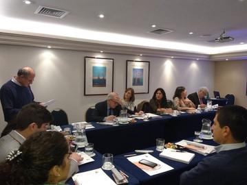 Comisión de Alianzas Internacionales del Consorcio 2030 sostuvo importante reunión con Conicyt