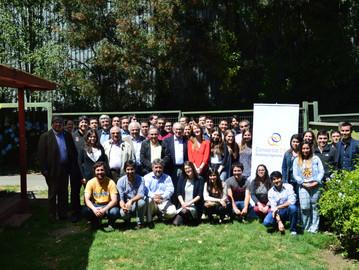 Consorcio 2030 se reúne en Concepción