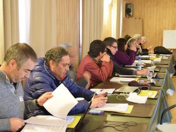 Consorcio Ingeniería 2030 efectuó jornada de trabajo en Concepción