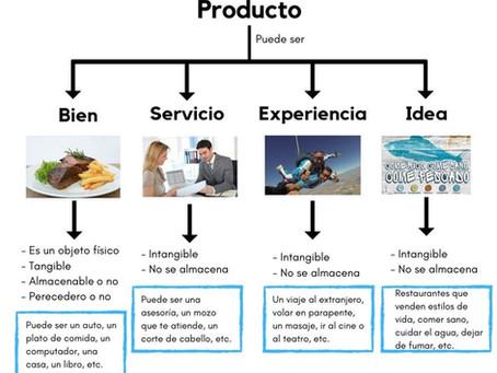¿Producto o Servicio?