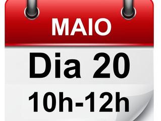 (realizado)  3º ENCONTRO DE NOVOS VINCULADOS (20/Mai)