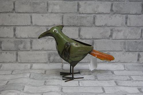 Metalen vogel