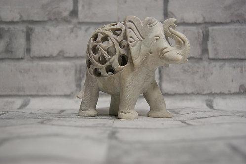 Stenen olifant
