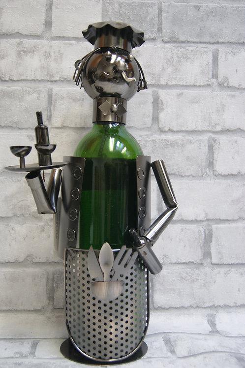 Wijnfleshouder ober