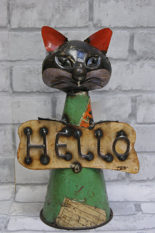 Paal Kat Hello
