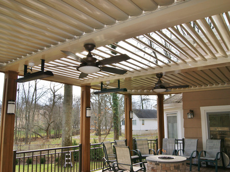LOUVERED ROOF SYSTEMS IN ORLANDO - ADDITIONAL SPACE TO ENTERTAIN