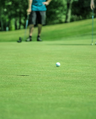 Roxbury golfing