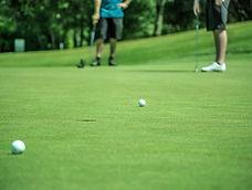 jouer au golf à Beaune