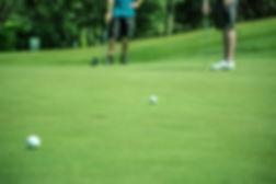 Golfer à Beaune