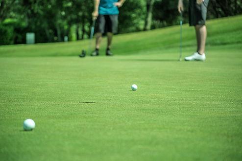 Hidden valley resort members enjoying the PGA golf course