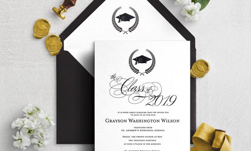 Graduation Cap + Tassel