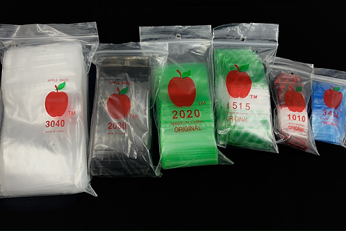 Apple® Baggies