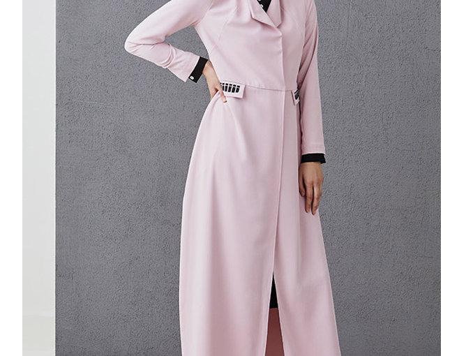 Kabát ALIA růžová